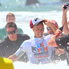 Kelly Slater Winning the 2011 US Open in Huntington Beach : Kelly Slater Winning the 2011 US Open in Huntington Beach