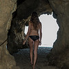 Nikon D800 Photoshoot of Swimsuit Model Goddess in Malibu Sea Cave : Nikon D800 Swimsuit Model Goddess in Malibu Sea Cave