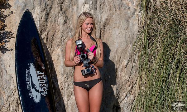 Modeling Sony A7 R ! Swimsuit Bikini Model Goddess Shooting Stills (Sony A7R with 35mm F/2.8 Carl Zeiss) & Video (Sony NEX6)